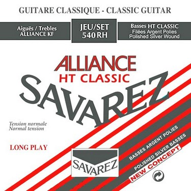 Струны Savarez Alliance HT