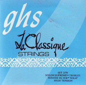 Струны ghs La Classique