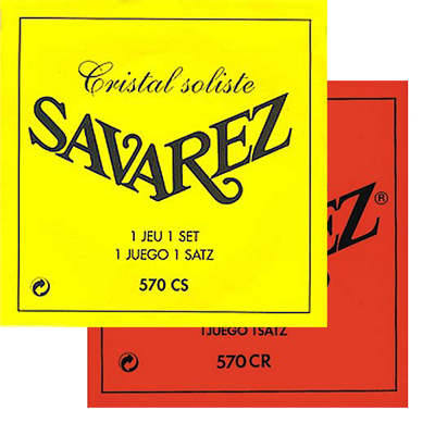 Струны Savarez Cristal Soliste