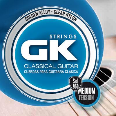 Струны Medina Artigas GK