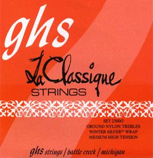 Струны ghs La Classique G