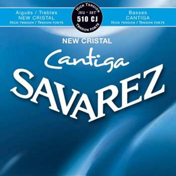 Струны Savarez New Cristal Cantiga