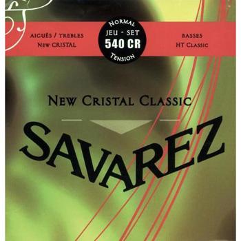 Струны Savarez New Cristal Classic
