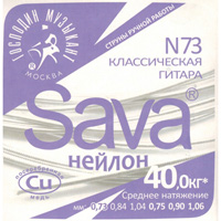 Господин музыкант Sava N73с