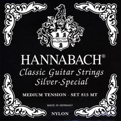 Струны Hannabach Silver SPECIAL (815)