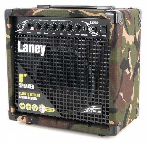 Гитарный комбик Laney LX20