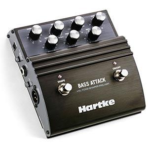 Педаль для баса Hartke Bass Attack VXL
