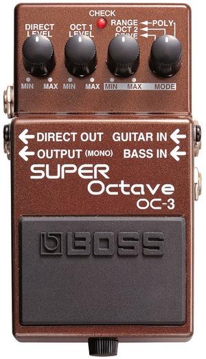 Гитарный октавер Boss OC-3