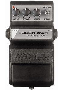 Педаль эффекта wah wah Touch Wah Vintage