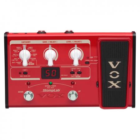 Процессор для бас гитары VOX STOMPLAB 2B