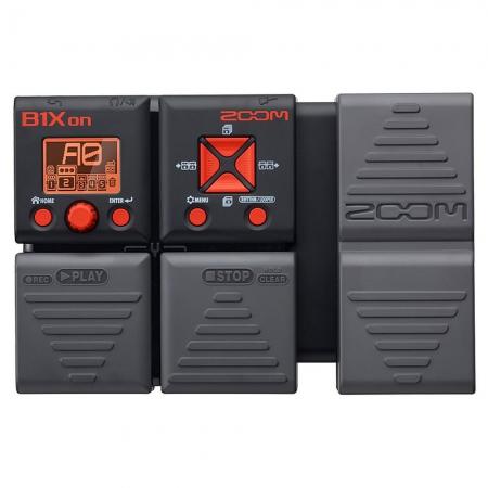 Бас гитарный процессор Zoom B1Xon