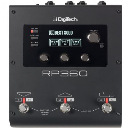 Процессор для электрогитары Digitech RP360