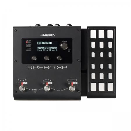 Процессор для электрогитары Digitech RP360XP