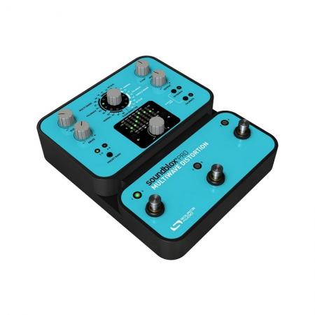 Гитарный процессор эффектов Source Audio SA140