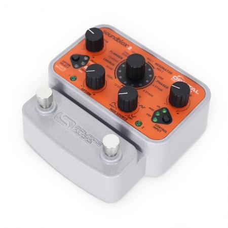 Гитарный процессор эффектов Source Audio SA226