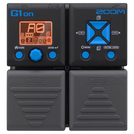 Гитарный процессор Zoom G1on