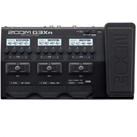 Гитарный процессор Zoom G3Xn
