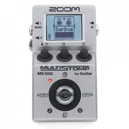 Процессор для гитары Zoom MS-50G