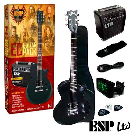 Гитарный комплект LTD EC-10Pack