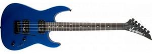 Электрогитара Jackson JS11 Dinky синий