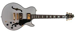 Полуакустическая гитара Greg Bennett RL4/PW