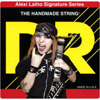 DR Alexi Laiho Signature