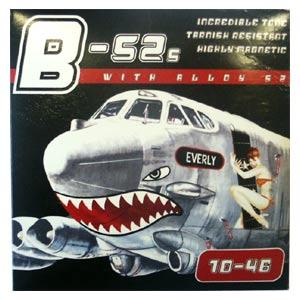 Струны Everly Everly B-52
