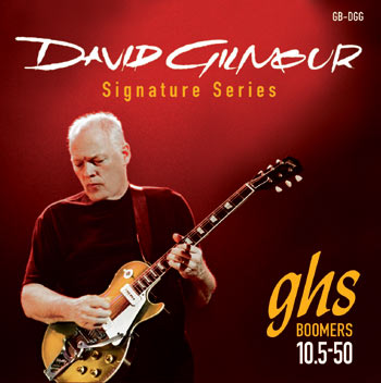 Струны ghs David Gilmour
