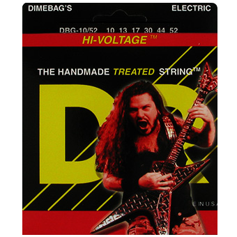 Струны DR Dimebag Darrel Hi Voltage