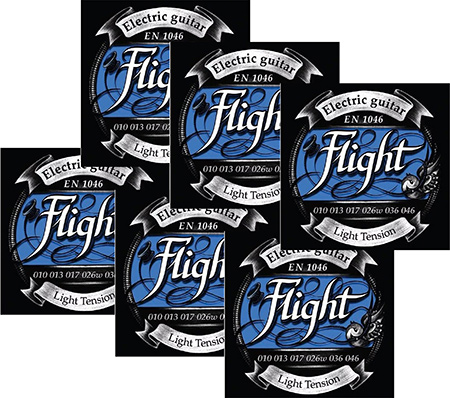 Струны Flight EN (6 Pack)