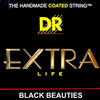 Струны DR EXTRA BLACK-BEAUTIES