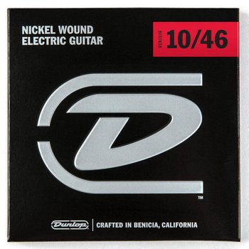 Струны Dunlop Nickel Wound