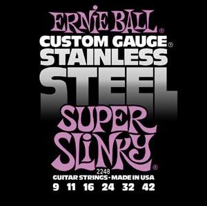 Струны Ernie Ball Power Slinky (steel)