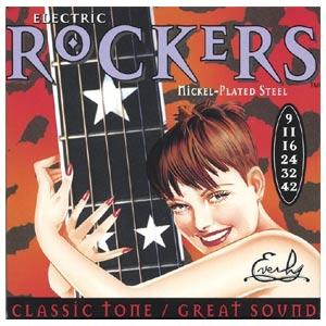 Струны Everly Electric Rockers