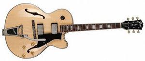 Полуакустическая гитара Cort Yorktown-BV NAT