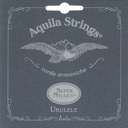Струны для укулеле концерт Aquila Super Nylgut 104U