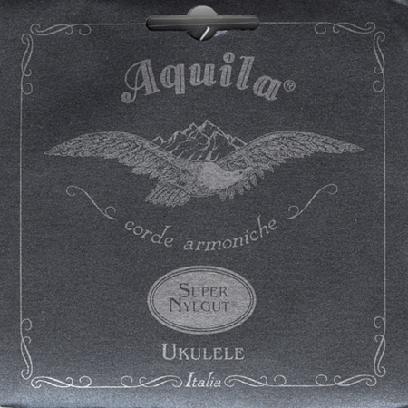 Струны для сопрано-укулеле Aquila Supernylgut 100U