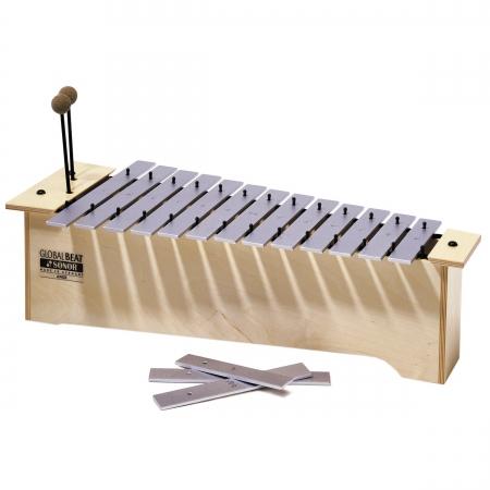Металлофон сопрано Sonor Global Beat MS GB INT
