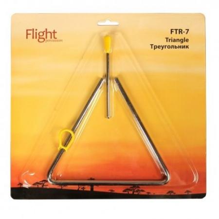 Музыкальный треугольник Flight FTR-7
