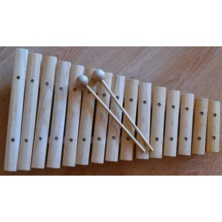 Диатонический ксилофон Brahner XL-15A