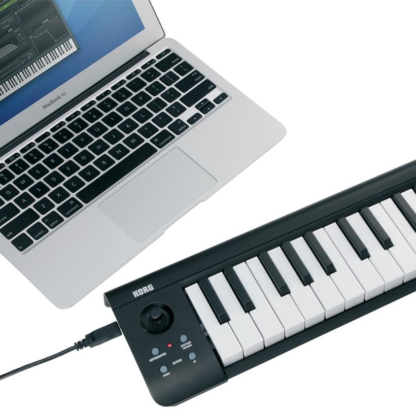 Клавиатура usb Korg microKEY 25