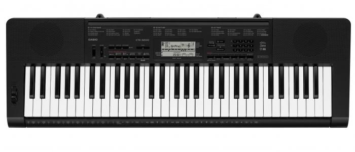 Синтезатор для начинающих Casio CTK-3200