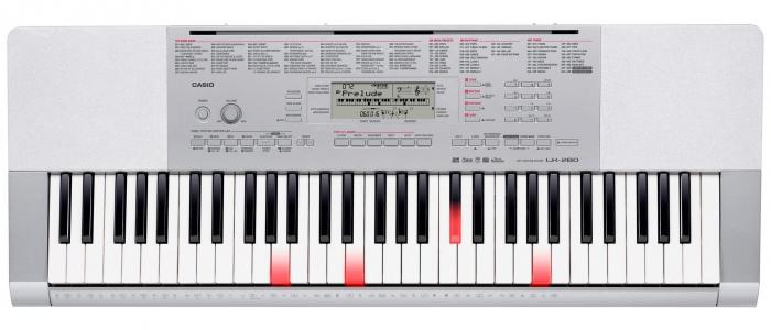 Синтезатор с подсветкой клавиатуры Casio LK-280