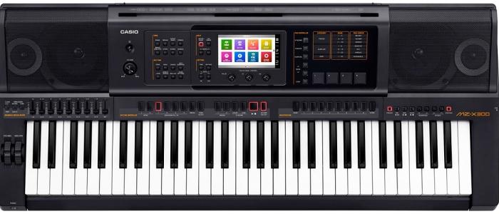 Синтезатор Casio MZ-X300