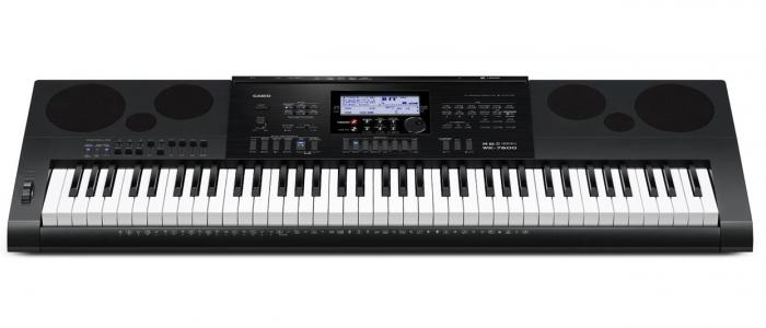 Синтезатор Casio WK-7600 (76 клавиш)