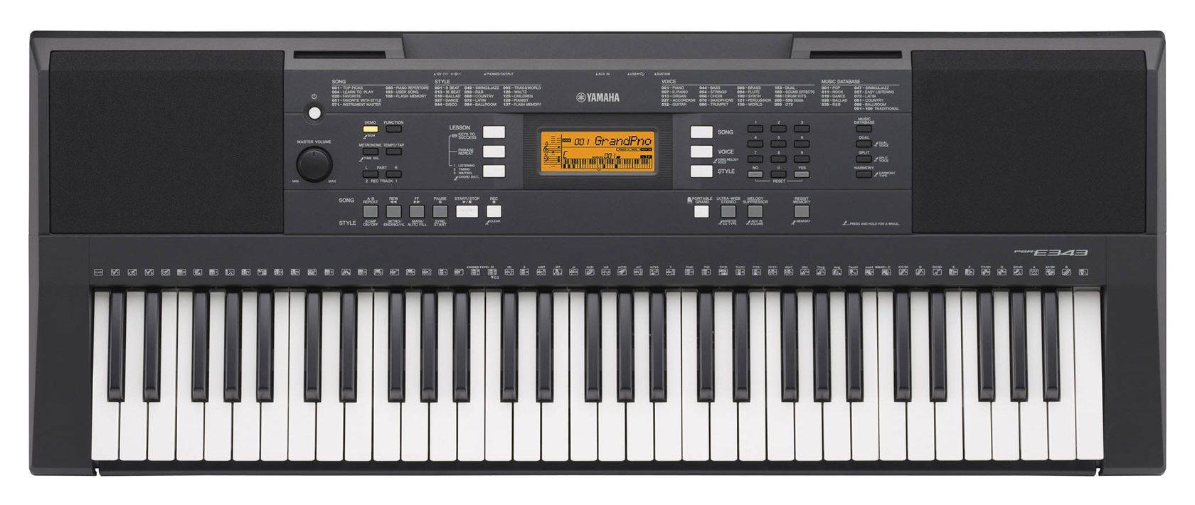 инструкция по игре на синтезаторе ямаха