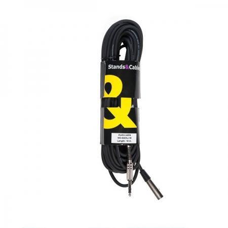 Микрофонный кабель Stands&Cables MC-030XJ-15