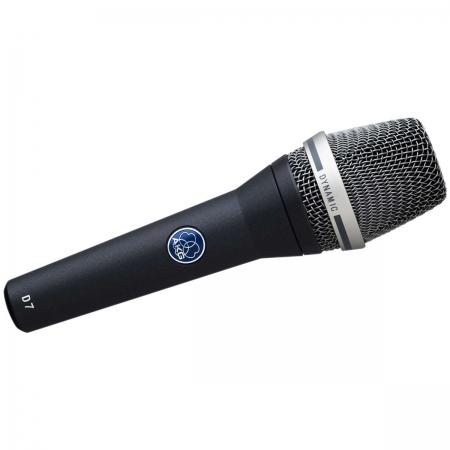 Вокальный микрофон AKG D7 (суперкардиоидный)