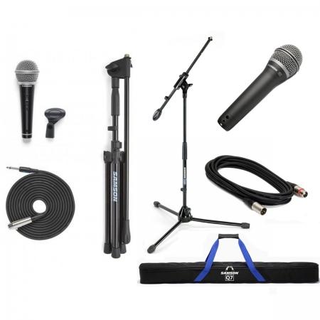 Микрофонная система Samson Q7VP (набор)