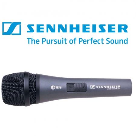 Динамический микрофон Sennheiser E835S